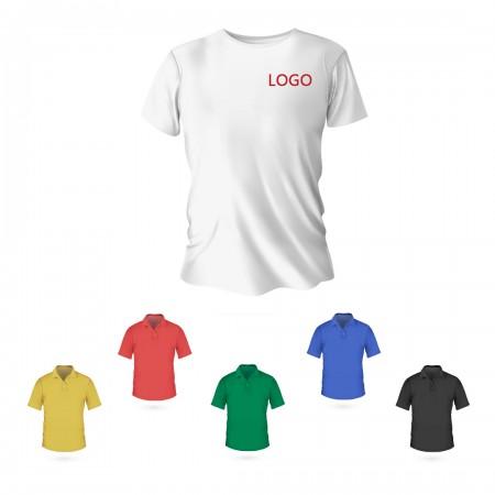 10 T-Shirt MC stampa lato...
