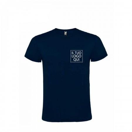 T-Shirt stampa lato cuore