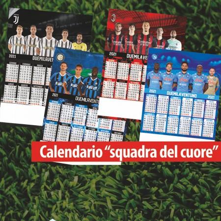 Calendario Squadra